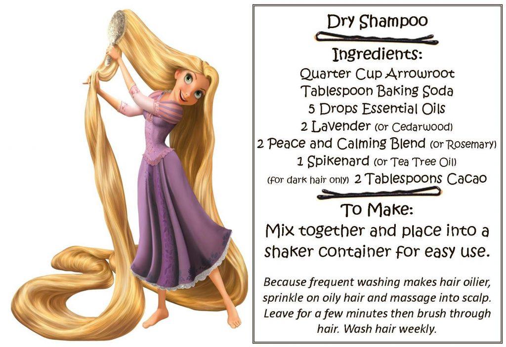 MYO Dry Shampoo